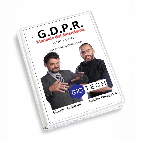 manuale del dipendente GDPR