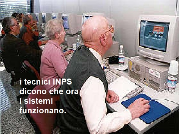 inps tecnici al lavoro